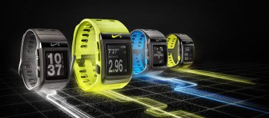 Nike performance sportwatch