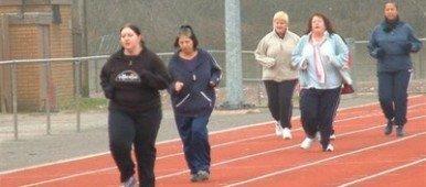 xl training hardlopen dikke mensen
