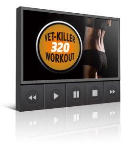 vet killer workout