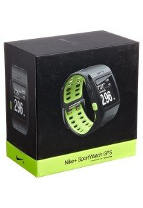Nike performance sport watch
