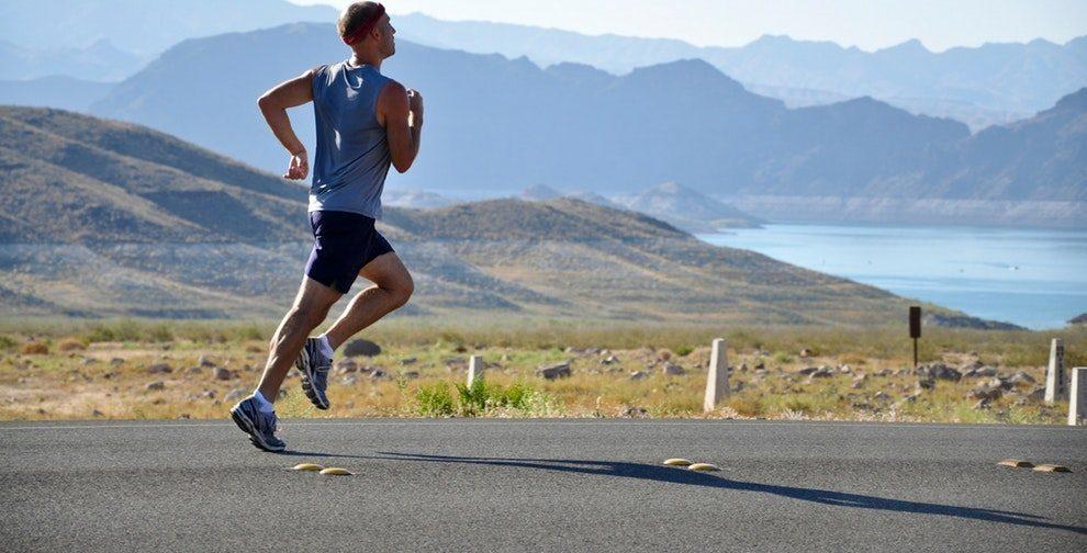 loopstijl hardlopen