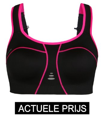 PureLime Padded Athletic BH Dames